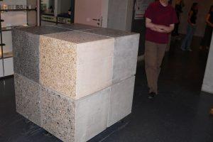 Zoveel beton wordt er per persoon gebruikt