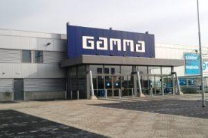 Nieuwbouw Gamma Euvelgunne Groningen