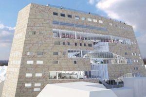 Nieuwbouw Groninger Forum