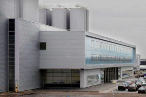 Kaasfabriek Friesland Campina Gerkesklooster