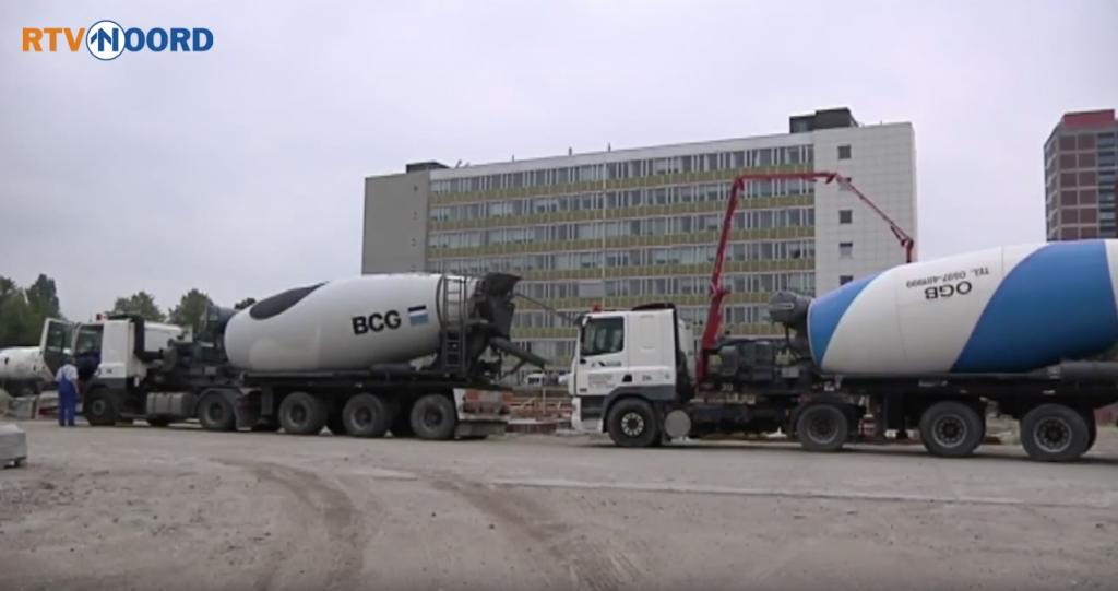protonen kliniek umcg Groningen Betoen centrale Groningen