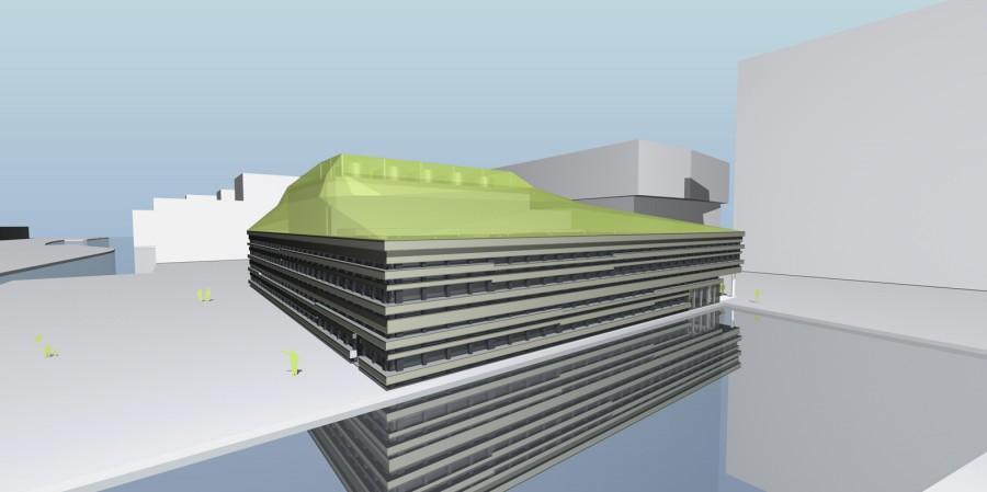 protonen kliniek umcg Groningen Beton centrale Groningen 3