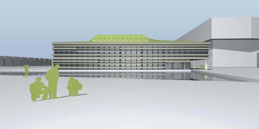 protonen kliniek umcg Groningen Beton centrale Groningen 4