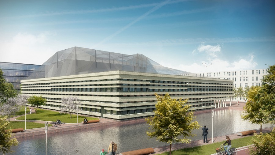 protonen kliniek umcg Groningen Beton centrale Groningen