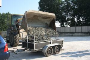 Gestabiliseerd zand